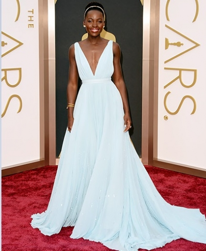 Lupita Nyong'o -2014- Best Supporting Actress Winner