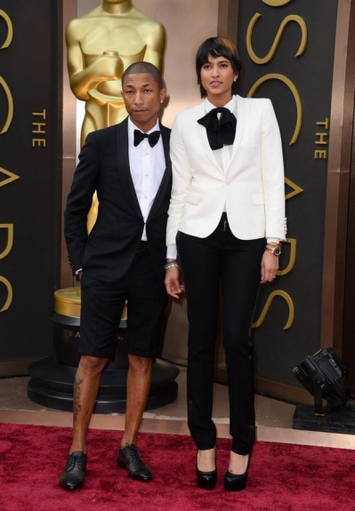 Pharrell Williams - 2014 Oscars