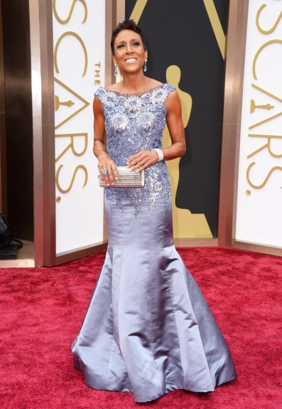 Robin Roberts - 2014 Oscars - Black Celebrities