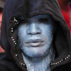 Several Creepy Behind Scenes Photos And Video Jamie Foxx As Electro