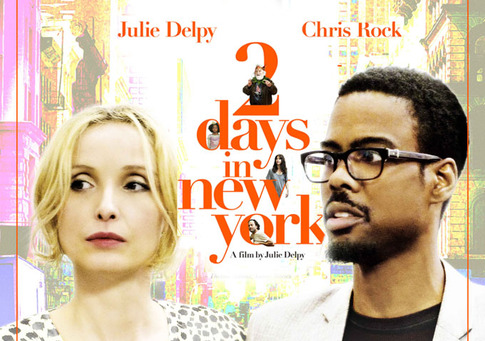 2-DAYS-IN-NEW-YORK-US-POSTER