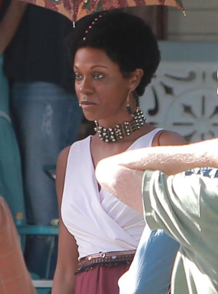 Zoe Saldana Nina Simone Controversy Zoe Saldana as Nina Si...