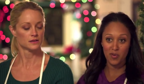 Christmas Angel With Tamera-Mowry Available For Rent & Purchase ...