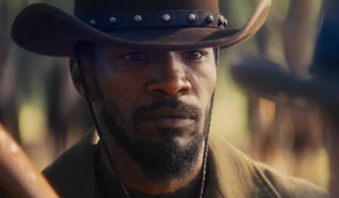 Black-actors-jamie-foxx-django-unchained-clips-blallywood.com