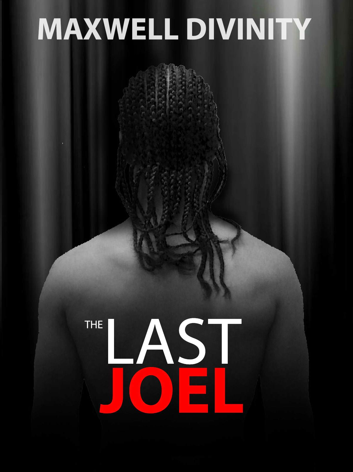 The Last Joel Book Cover By Maxwell Divinity
