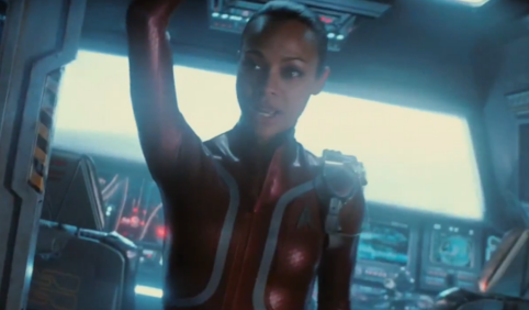black-actresses-zoe-saldana-star-trek-into-darkness