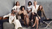 THR's Latest Actresses Round Table Features Octavia Spencer, Oprah Winfrey, Lupita Nyong'o: Watch!