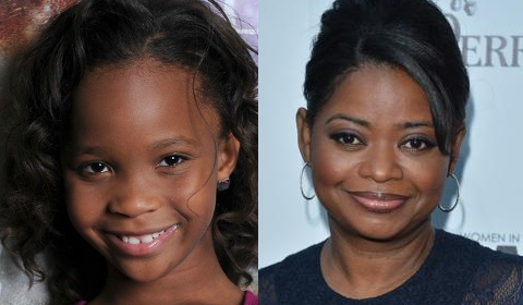 black-actresses-octavia_spencer-Quvenzhané Wallis -www.blallywood.com