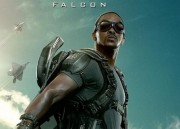 Catch Anthony Mackie As Falcon In Captain America