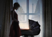 See Stills Of Zoe Saldana In NBC's 'Rosemary's Baby'