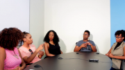 Black Women's Round Table Discussion On Black Women In Media