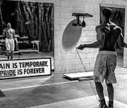 See Michael B. Jordan As  Rocky's Trainee In 'Creed'
