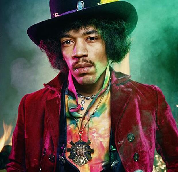 The Real Jimi Hendrix