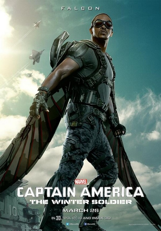 captainamericawintersoldierfalconposter